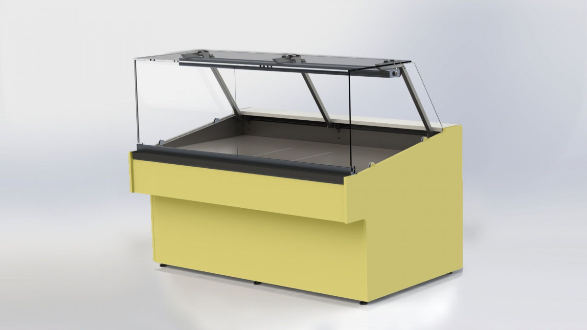 Нейтральная витрина Bistro BL