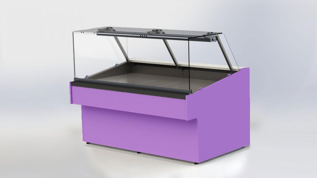 Среднетемпературная витрина Bistro BL
