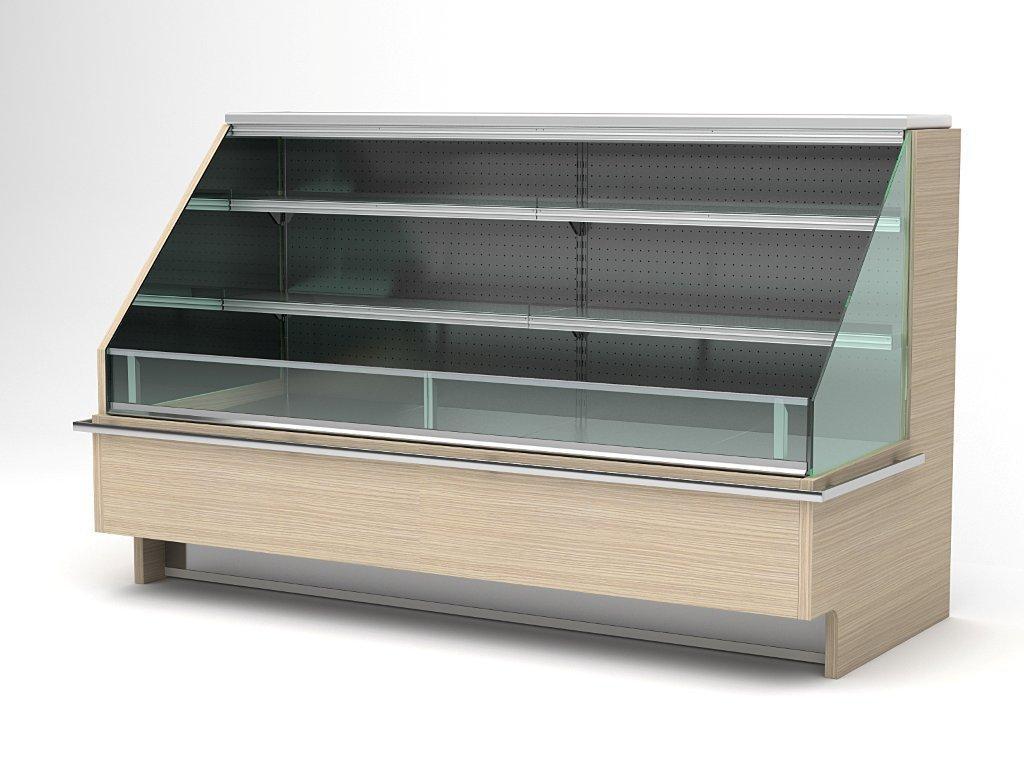 Холодильная витрина для напитков GEMINI