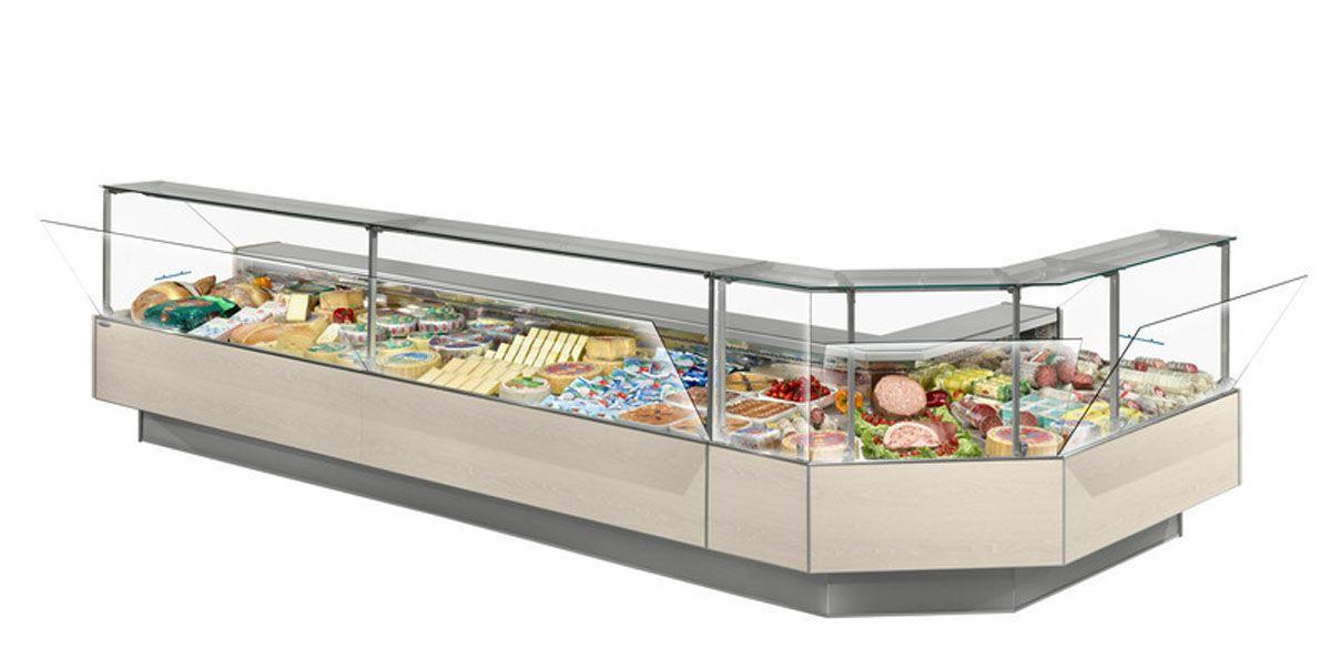 Холодильная витрина для кулинарии Spring