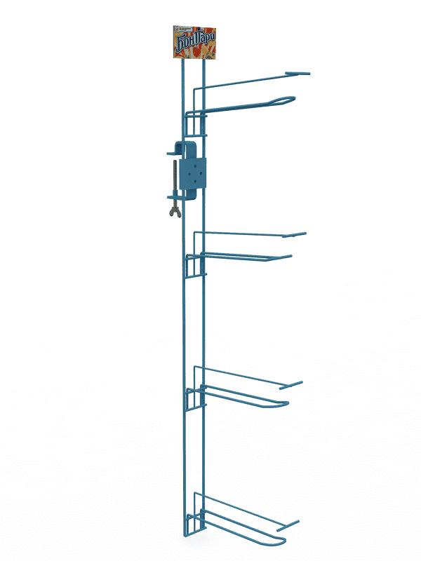 Подвес вертикальный со струбциной
