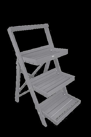 Стойка - лесенка деревянная с возможностью брендирования